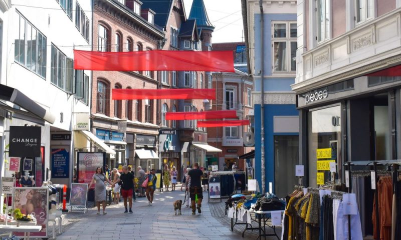 Archive photo of Aalborg i Rødt