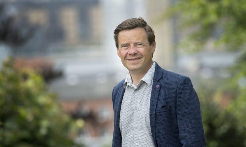 Mayor Thomas Kastrup-Larsen