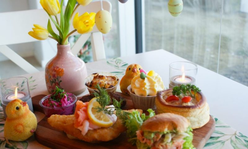 Mormors' Easter menu