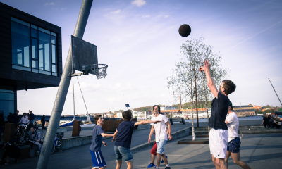Photo: Streetball Aalborg