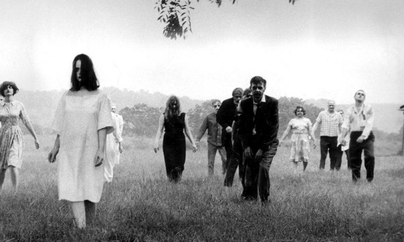 Photo: Image Ten/Kobal/REX/Shutterstock (5881773o) Night Of The Living Dead (1968) Night Of The Living Dead - 1968 Director: George A. Romero Image Ten USA Scene Still La Nuit des morts-vivants (1968)