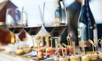 Archive photo wine festival